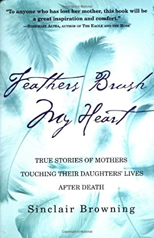 book cover of Feathers Brush My Heart