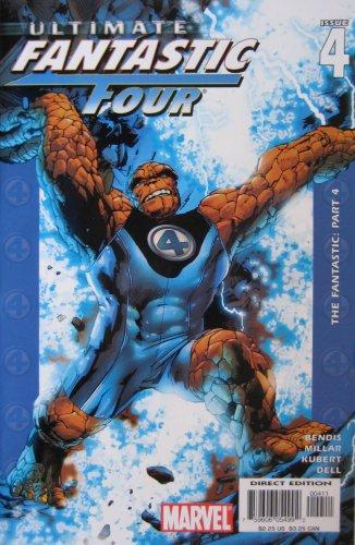 Ultimate Fantastic Four 2004 Series 9.2 #40 May 2007 Marvel NM