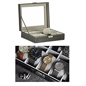 ClosetMate CM221 Watch Case Display