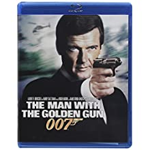 Man With The Golden Gun, The [Blu-ray] (2012)
