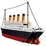 Titanic Building Block Kit 1021 Pieces Bricks
