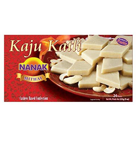 Kaju Katli (Cashew Sweet) 24pc