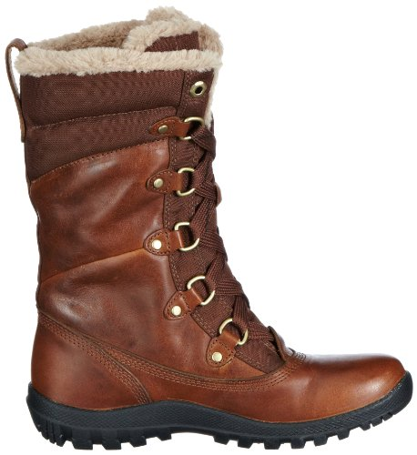 Boot Timberland Tobacco Insulated L WP F HOPE Women's MOUNT 0qRzS