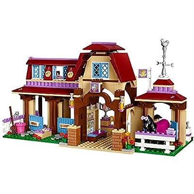 LEGO Friends Heartlake Riding Club 41126: Toys & Games