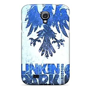 AlissaDubois Samsung Galaxy S4 Shock-Absorbing Hard Phone Covers Unique Design High Resolution Linkin Park Pictures [mvV6878SYiU]