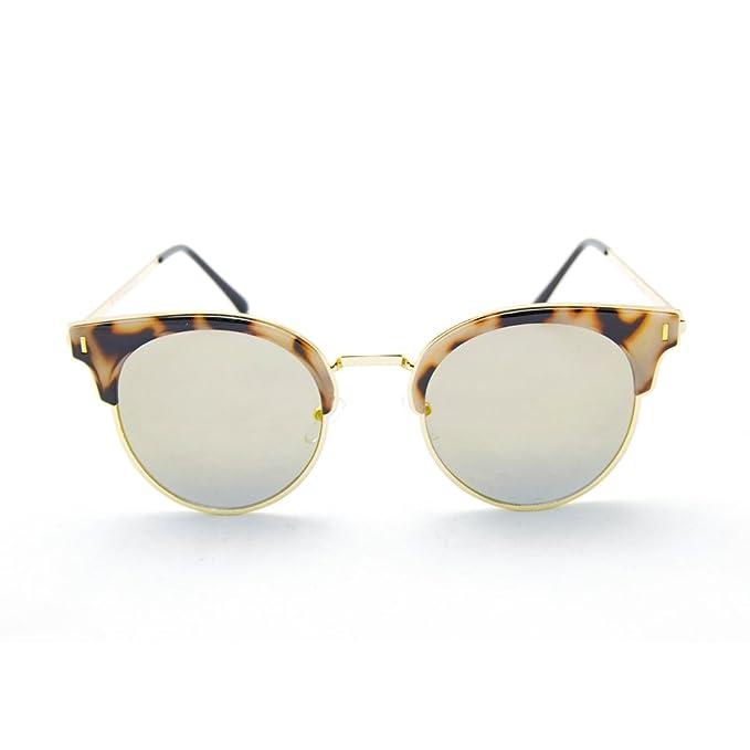 Gafas de Sol para Mujer XD Panda, Color de Lente Amarillo ...