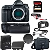 Canon EOS 5D Mark IV DSLR Camera + Canon BGE20 Grip + 256GB SDXC Card + Rode VideoMic GO + More Review