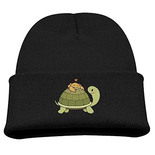 Sugar baby Children's Lovely Tortoise Crab Skull Cap Beanie Soft Winter Knitted - Broadway 57th And