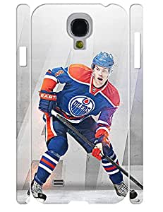 Athletic Guy Sport Theme High Impact Cell Phone Case Fits Samsung Galaxy S4 I9500