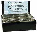 Grumbacher Vine Charcoal, Jumbo Medium, 25/Box