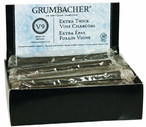 Jumbo Charcoal - 4