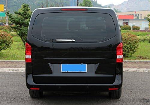 ABS cromado trasero Volver ventana limpiaparabrisas 2 piezas para Vito W447 2014-2018 coche accesorios