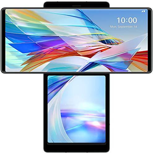 LG Wing with Swivel Mode (Aurora Gray, 8GB RAM, 128GB Storage)