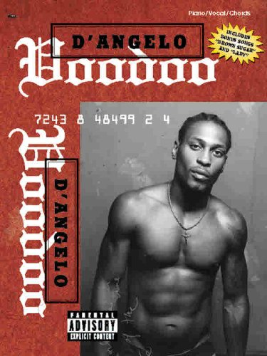 D'Angelo -- Voodoo: Piano/Vocal/Chords