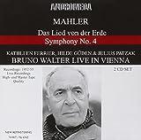 Bruno Walter in Vienna Live Recordings Mahler Symphony, No. 4, Das Lied von der Erde