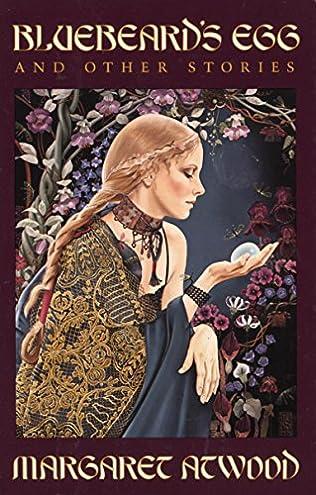 book cover of Bluebeard\'s Egg