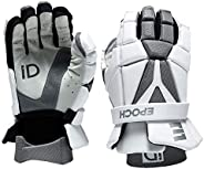 EPOCH Lacrosse   EPOCH iD Player Gloves   White