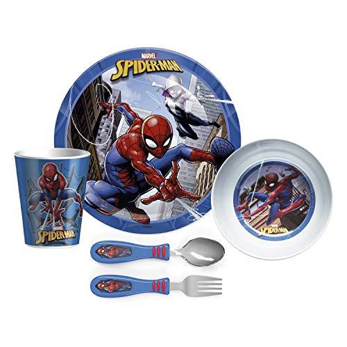 Zak Designs Marvel Spider-Man
