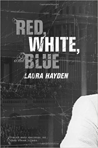 Red White And Blue By Laura Hayden