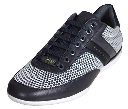 Boss Hugo Med 40 Sneaker Grigio Grigio Grey Med Uomo Grey EU qRwdAR6