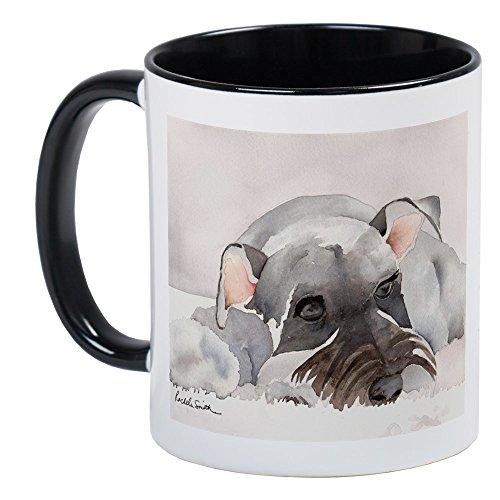 (CafePress Miniature Schnauzer Stuff! Mug Unique Coffee Mug, Coffee Cup)