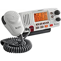 Cobra MR F57W Fixed Mount Class D VHF Radio - White