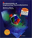 Wie Fundamentals of Engineering Thermodynamics, International Edition, Moran, 0471452416
