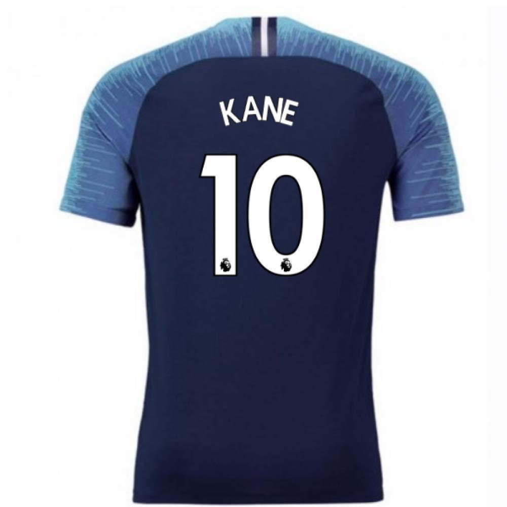 2018-2019 Tottenham Vapor Match Away Nike Football Soccer T-Shirt Trikot (Harry Kane 10)