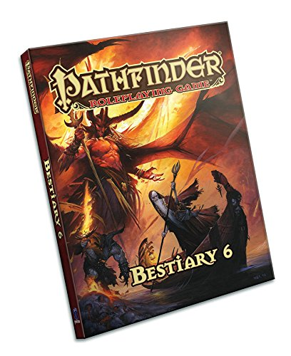 Pathfinder Roleplaying Game: Bestiary 6 (Best Pick Up And Play Games)