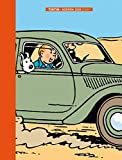Moulinsart 2020 Office Diary Agenda Tintin and Cars 15x21cm (24436) by