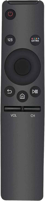 ALLIMITY BN59-01259B Control Remoto reemplazado Apto para Samsung 4K TV UE40K6300 UE40KU6000 UE40KU6400 UE50KU6000K UE55K5607 UE55K6300 UE65KU6000 UE65KU6400 UE65KU6400U UE65KU6500