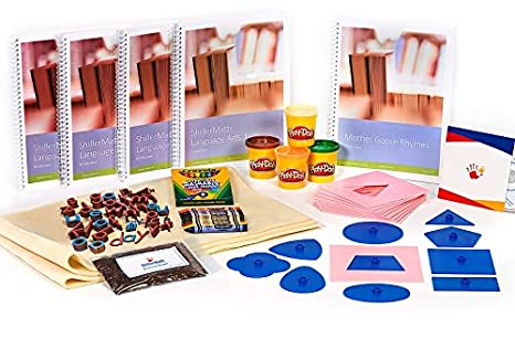 Amazoncom Shillerlearning Language Arts Kit A Homeschool English