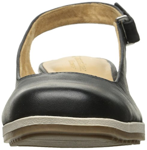 Sandal Bridget Black Wedge Espadrille Women's Naturalizer P5xfSIW