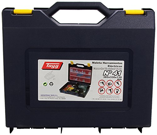 Koffer für Elektrowerkzeuge Maschinenkoffer Tacker Säbelsäge Akku-Bohrmaschine