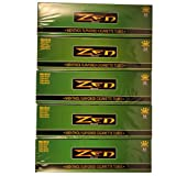 Zen Menthol King Cigarette Tubes 200ct Carton 5 Pack