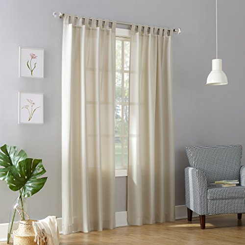No. 918 Millennial Farrell Tab Top Curtain Panel