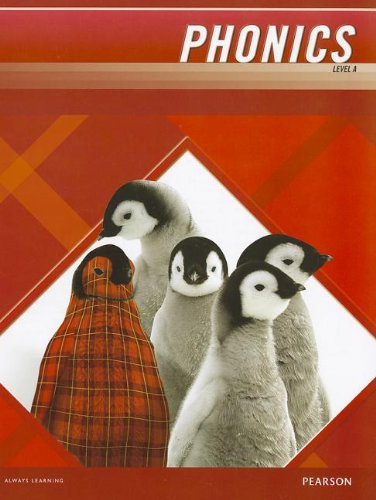 PLAID PHONICS 2011 STUDENT EDITION LEVEL A