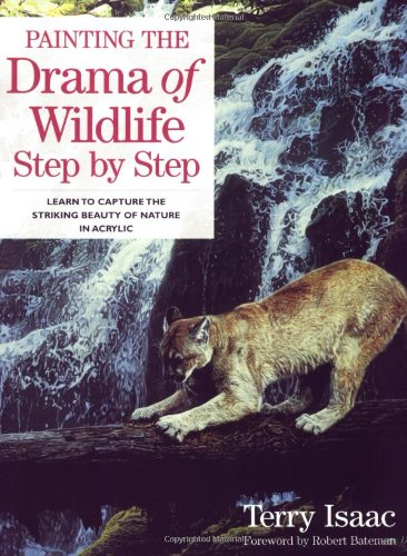 Download Painting the Drama of Wildlife Step by Step PDF