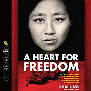 A Heart for Freedom Audiobook