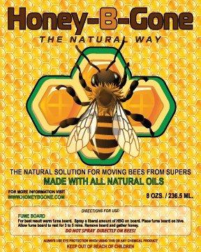 Honey B Gone Honeybee Repellant by Blythewood Bee Company