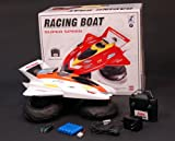 The new Electric High Speed 3 in 1 Boat/ Hovercraft White Editon
