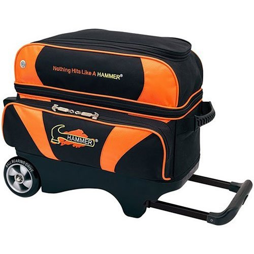 Hammer Two Ball Premium Roller Bowling Bag by Hammer by Hammer