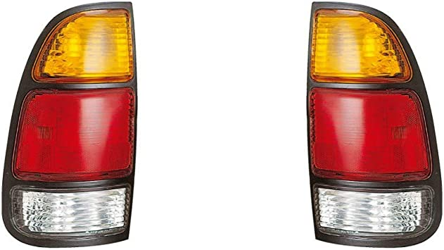 Regular Access Cab Tail Lights for 2000-2006 TOYOTA TUNDRA Left Right Pair
