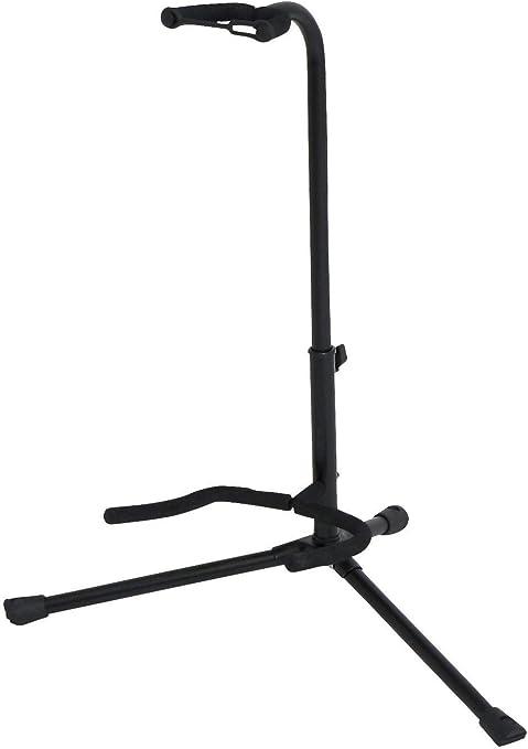 BSX 518050 - Soporte para guitarra acústica y eléctrica, color ...