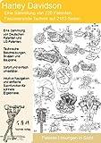 Harley Davidson Motorradtechnik: 220 Patente zeigen was dahinter steckt!