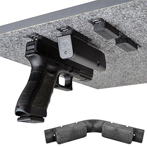 Buy gun storage solutions magazine mount