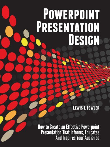 amazon com powerpoint presentation design how to create an