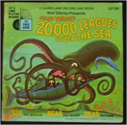 a review of jules vernes book 20000 leagues under the sea Part adventure, part infotainment, and all an expression of a writer's joy in marine biology, 20,000 leagues under the sea is a love affair in concrete terms.