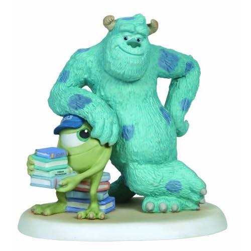 Precious Moments, Disney Showcase Collection, Lean On Me, Bisque Porcelain Figurine, 134706