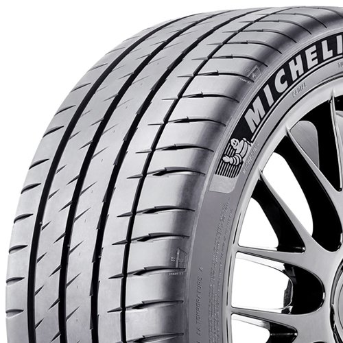Michelin Pilot Sport 4 S Performance Radial Tire - 285/35ZR20 104Y